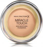 Макияж Max Factor Основа тональная 45 / Miracle Touch warm almond