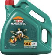 Моторное масло Castrol MAGNATEC 5W-40 4 л