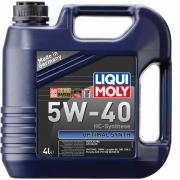 Моторное масло Liqui Moly Optimal Synth 5W-40 4 л