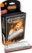 Губная гармошка Hohner Golden Melody 542/20 F