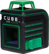 Лазерный нивелир ADA CUBE 360 Green Ultimate Edition
