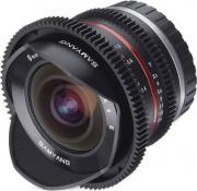 Объектив Samyang 8mm T3.1 Cine UMC Fish-eye II VDSLR Sony E