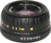 Объектив Зенит Зенитар-M 50mm f/2.0 MC Nikon