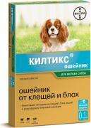 Bayer Ошейник КИЛТИКС от блох и клещей 35см