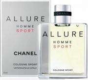 Одеколон Chanel Allure Homme Cologne Sport
