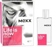 Туалетная вода Mexx Life is now for Her