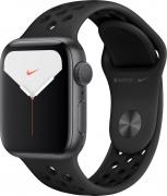 Смарт-часы Apple Watch Series 5 40mm Aluminum Case with Nike Sport Band
