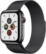 Смарт-часы Apple Watch Series 5 44mm Stainless Steel Case with Milanese Loop