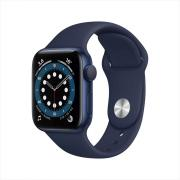 Смарт-часы Apple Watch Series 6 40mm Aluminum Case with Sport Band