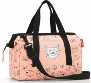 Reisenthel Сумка детская allrounder xs cats and dogs rose