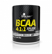 Спортивное питание Olimp BCAA 4:1:1 Xplode powder, аминокислоты 200 г
