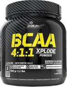 Спортивное питание Olimp BCAA 4:1:1 Xplode powder, аминокислоты 500 г