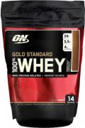 спортивное питание Optimum Nutrition 100% Whey Gold Standard, протеин 450 г