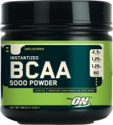 Спортивное питание Optimum Nutrition BCAA 5000 powder, аминокислоты 345 г