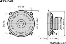 Автоакустика Pioneer TS-1301I – фото 1