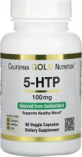 California Gold Nutrition 5-HTP 100 мг 90 капс