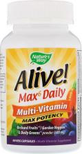 Nature's Way Alive! Max6 Daily Multi-Vitamin 90 Veg Capsules Nwy-15090 – фото 1