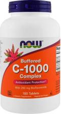 Now Foods NOW C-1000 Complex Buffered 180 табл (NOW)