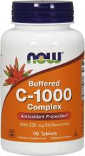Now Foods NOW C-1000 Complex Buffered 180 табл (NOW) – фото 1