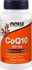 Now Foods NOW CoQ10 with Hawthorn Berry 100 мг 90 капс (NOW)