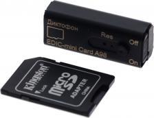 Диктофон Edic-mini Card A98 – фото 1