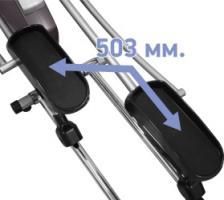 Эллиптический тренажер Oxygen GX-65FD HRC+ – фото 1