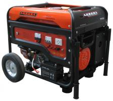 Бензиновый генератор Aurora AGE 6500 D – фото 1