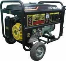 Бензиновый генератор Huter DY-8000LX – фото 3