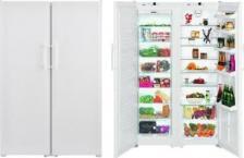 Холодильник Liebherr SBS 7212 – фото 4