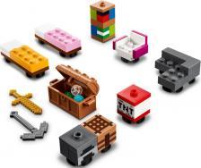Конструктор minecraft Lego 21174 – фото 4