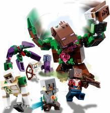Конструктор minecraft Lego 21176 – фото 2