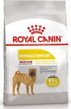 Royal Canin MEDIUM DERMACOMFORT корм для собак средних пород склонных к кожным раздражениям и зуду