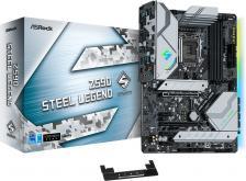 Материнская плата ASRock Z590 Steel Legend – фото 1