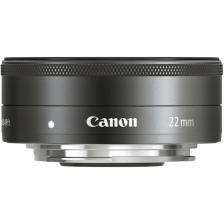 Объектив Canon EF-M 22mm f/2 STM – фото 1