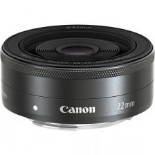 Объектив Canon EF-M 22mm f/2 STM – фото 2