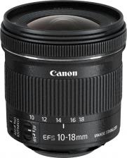 Объектив Canon EF-S 10-18mm f/4.5-5.6 IS STM – фото 2