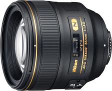 Объектив Nikon 85mm f/1.4G AF-S Nikkor – фото 2