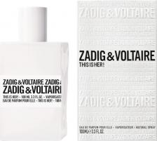 Духи Zadig & Voltaire This is Her – фото 1