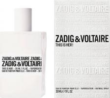 Духи Zadig & Voltaire This is Her – фото 2