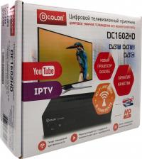 Тв-приставка D-Color DC1602HD – фото 4