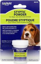 Safari Styptic Powder for Dogs Cats and Small Animals.5 oz (14 g) Afa-51319