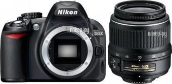 цифровой фотоаппарат Nikon D3100