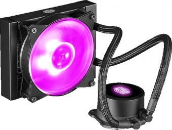 кулер для процессора Cooler Master MasterLiquid ML120L RGB