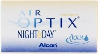 контактные линзы Air Optix Night & Day Aqua (3 линзы)