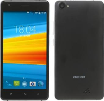 смартфон DEXP Ixion MS550