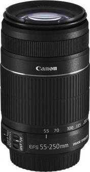 объектив Canon EF-S 55-250mm f/4-5.6 IS II