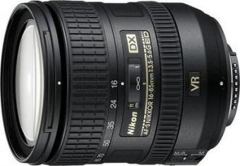 объектив Nikon 16-85mm f/3.5-5.6G ED VR AF-S DX Nikkor