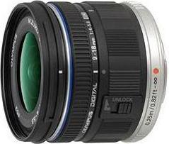 объектив Olympus M.Zuiko Digital ED 9-18mm f/4.0-5.6