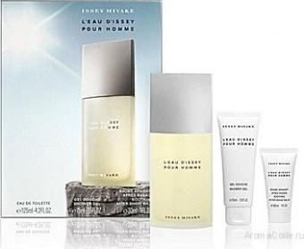 духи Issey Miyake Leau Dissey Pour Homme цена характеристики