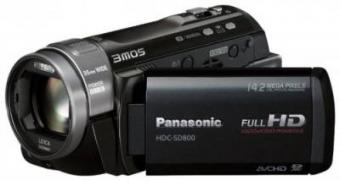видеокамера Panasonic HDC-SD800